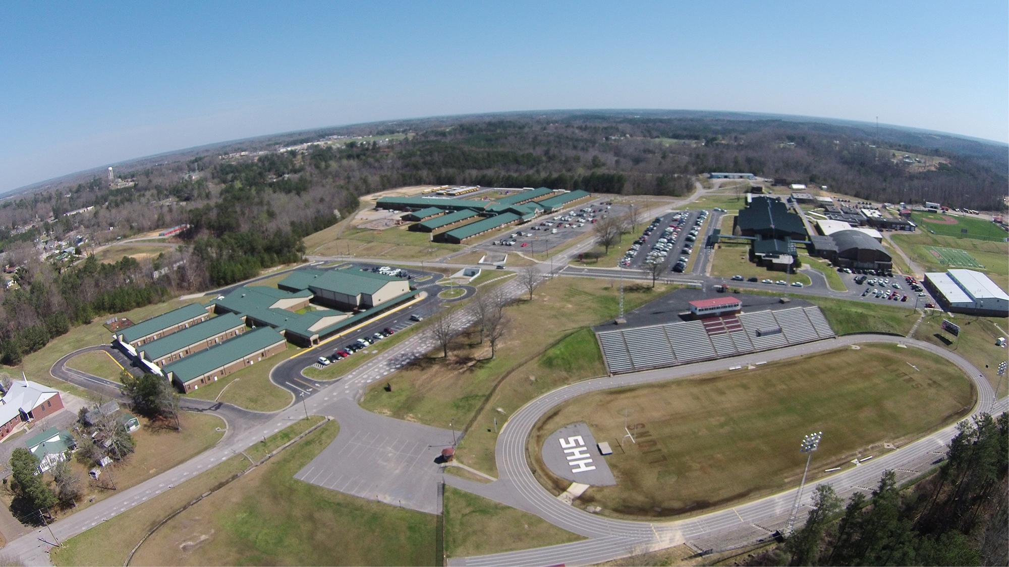 Haleyville City Schools